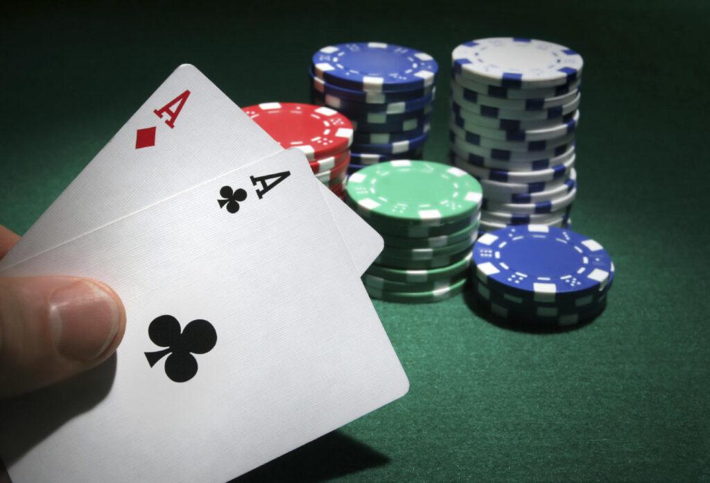 Some popular gambling games