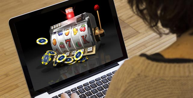 Playing And Winning At An Online Slot Machine